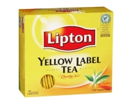 "Melnā tēja ""Lipton Yellow Label Tea"" 88 maisiņi (176 grami)"