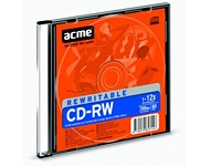 "CD-RW matrica ""Acme"" 700 MB (80 min, 4—12x)"