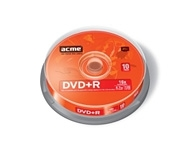 "DVD+R matricas ""Acme"" 10 gab. × 4,7 GB (16x)"