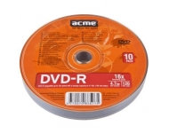 "DVD-R matricas ""Acme"" 10 gab. × 4,7 GB (16x)"