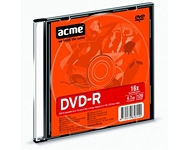 "DVD-R matrica ""Acme"" 4,7 GB (16x)"