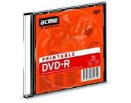 "DVD-R matrica ""Acme"" printable (4.7 GB, 16x)"