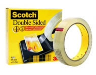 "Divpusēja līmlenta ""Scotch Double Sided"" (22,8 m × 12,7 mm, caurspīdīga)"