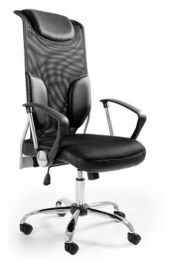 "NOMA: Biroja krēsls ""vk_thunder"" (melns)  6.05"