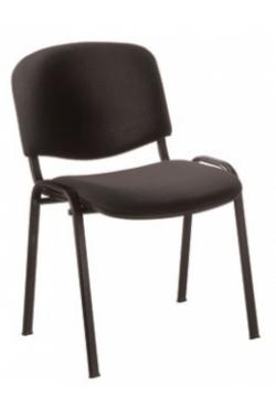 """NOMA: Apmeklētāju krēsls """"Iso_nomai"""" (melns)  2.00"""